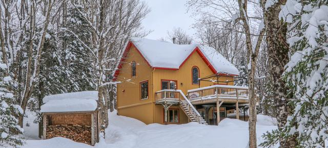 Incredible Chalet Renting In Quebec Au Watopeka Home Interior And Landscaping Analalmasignezvosmurscom